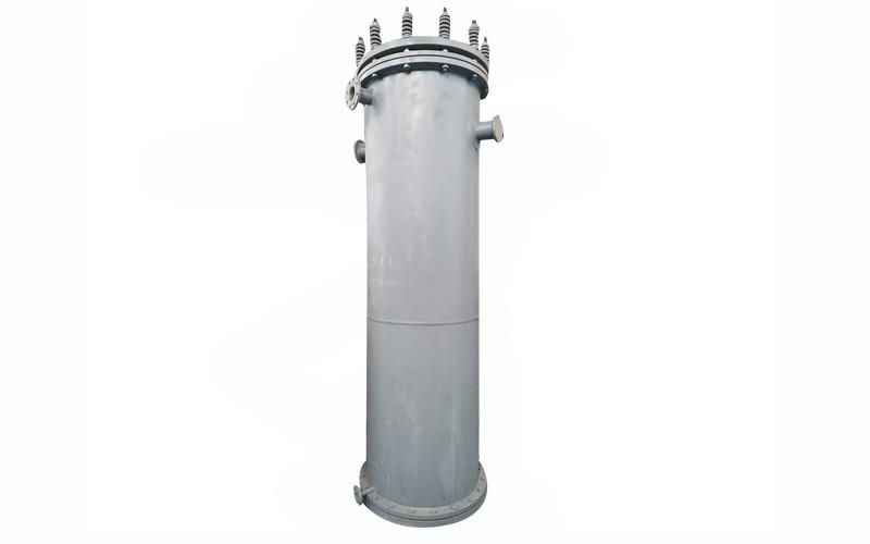 Block-hole heat exchanger